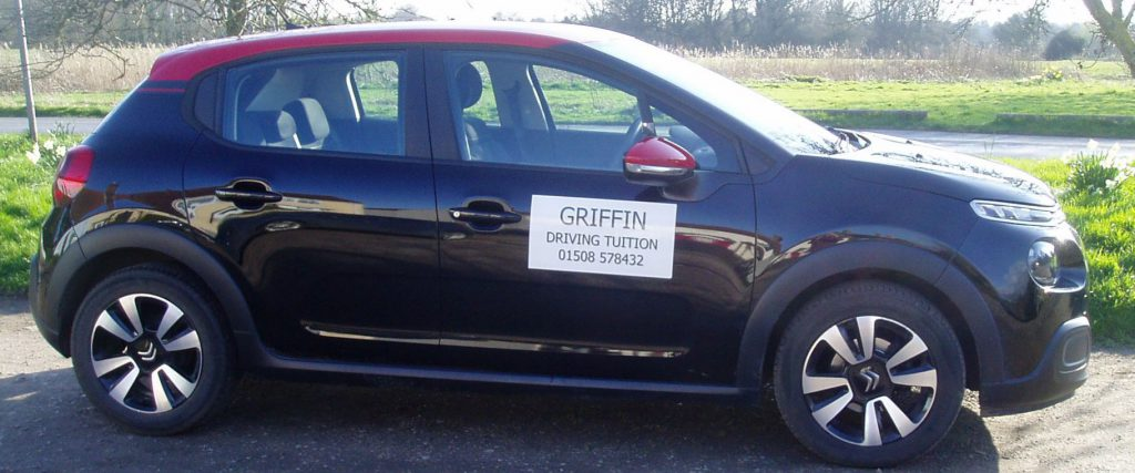 Pass with Griffin Driving Tuition